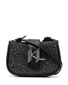 Way small leather bag