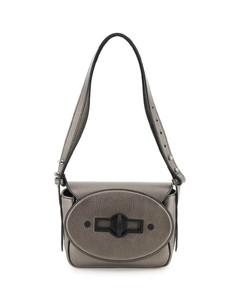 Darryl leather shoulder bag
