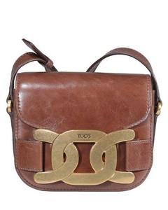 Chain-Detailed Shoulder Bag