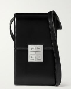 4g Mini Glossed-leather Shoulder Bag