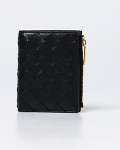 Croc-effect and python-print leather phone pouch