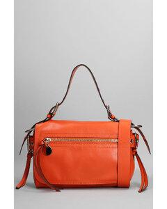 Joyce small leather cross-body bag