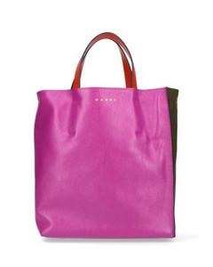 Logo Plaque Shoulder Bag