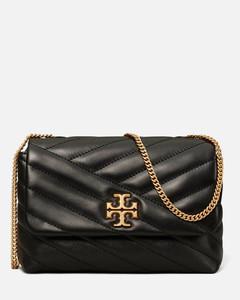 Women's Kira Chevron Mini Bag - Black