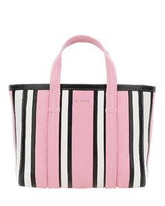 WOMEN'S 1BH187VOLO2DKVF0NZ2 PINK LEATHER SHOULDER BAG