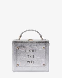 Art Bag Silver - Olivia Steele