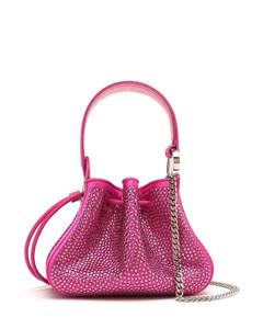 Shoulder Bag in Brown Miel Leather