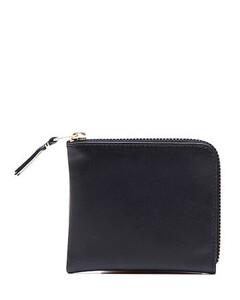 black box leather shoulder bag