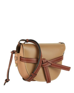 Small Leather Gate Bag