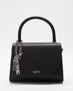 Atelier Shoulder Bag in Beige Leather