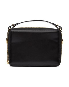 Black Mini Trunk Bag