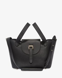 Thela Mini Bag Black
