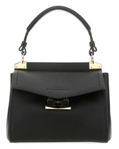 Brown leather Star crossbody bag
