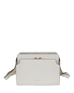 Trunk Reverse white shoulder bag