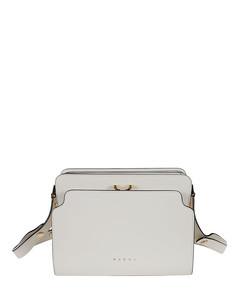 Trunk Reverse white shoulder bag