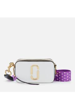Women's Snapshot Camera Bag - Moon White/Multi