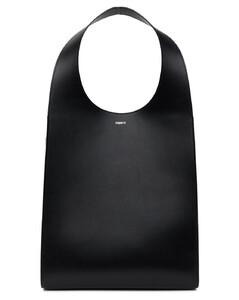 Paloma leopard-print leather clutch