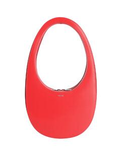 Sylva链条缀饰竹制单肩包