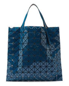Prism large gloss-PVC tote bag