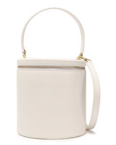 Woman Vitti Leather Bucket Bag
