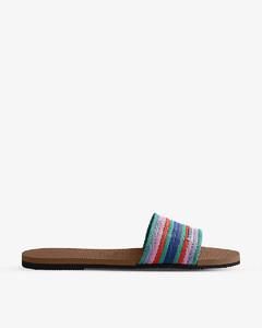 Crystal Embellished Heeled Boots