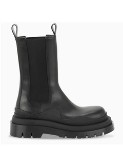 Black The Tire boots