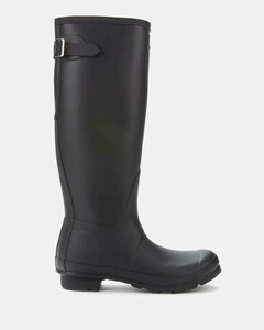 Women's Original Back Adjustable Wellies - Black