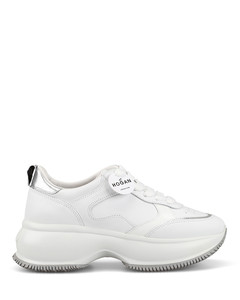 Maxi I Active white leather sneakers