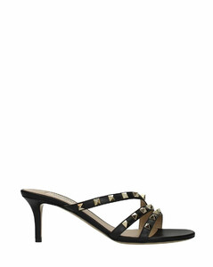 Lazu Knee-High Leather Boots