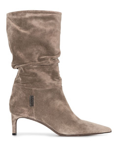 Doey Suede Ankle Boots