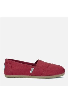 Women's Core Classics Slip-On Pumps - Red