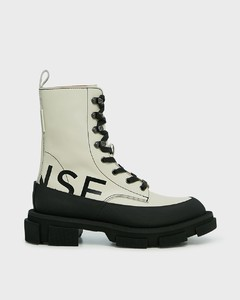 Gao Leather-Rubber Boots