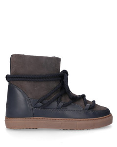 Ankle Boots Grey Sneaker Classic