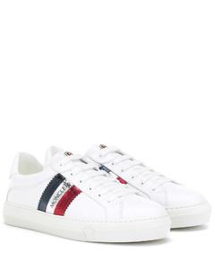 Ariel皮革运动鞋