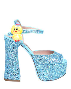 Romney natural snake ankle boots