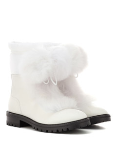 Glacie Flat ankle boots