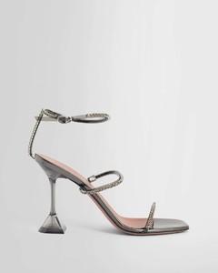 Mytheresa发售x Gianvito Rossi涡纹图案芭蕾舞平底鞋