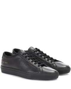 Original Achilles皮革运动鞋