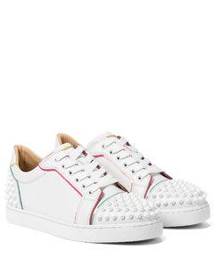 Viera Spikes皮革运动鞋