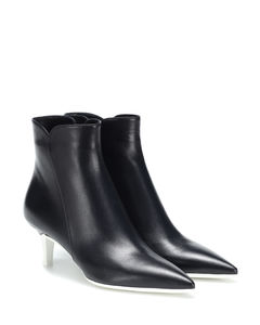 Levy 55 leather ankle boots