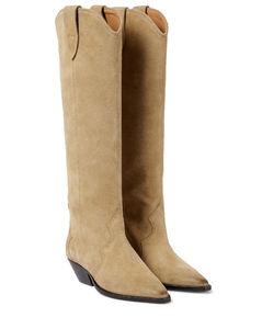 Denvee suede boots
