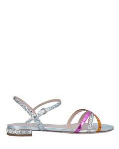 Garavani Knitted Combo Sneakers