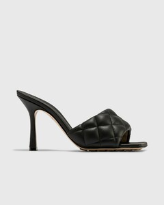 Padded Sandals In Nappa