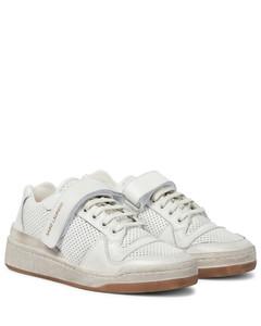 SL24皮革运动鞋