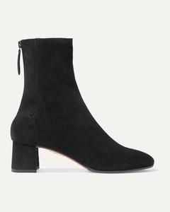 Saint Honoré50絨面革襪靴
