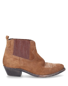 Ankle Boots Brown CROSBY