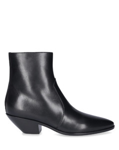 Ankle Boots Black WEST 45