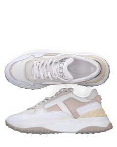 Low-Top Sneakers FONDO SPORTIVO calfskin
