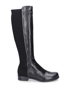 Boots HALFNHALF nappa leather black