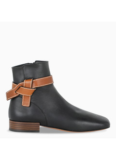 Black Gate ankle boots